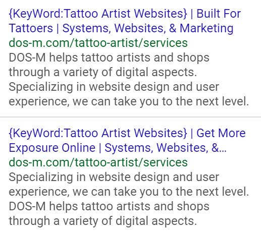 ab test a sem digital marketing strategy trick